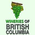 Wineries of British columbia icon