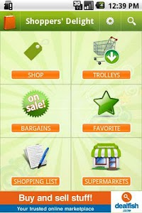 Shoppers' Delight screenshot 0