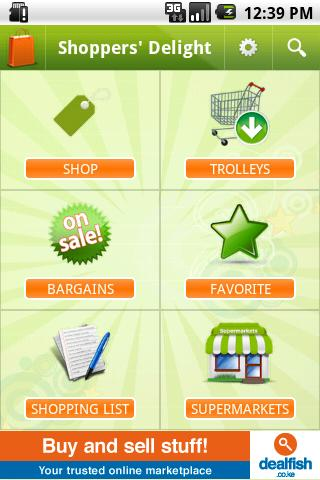 Shoppers' Delight - screenshot