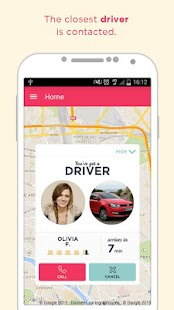 Djump: Social Ridesharing- screenshot thumbnail