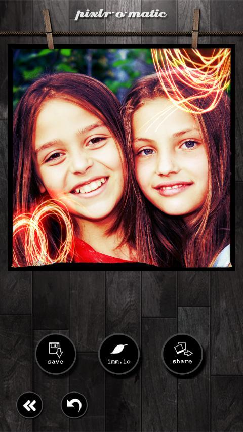 Pixlr-o-matic screenshot #6