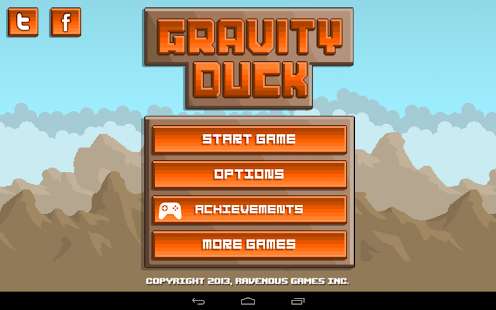 Gravity Duck- screenshot thumbnail