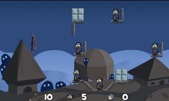 Screenshot of Zombies Castle VS Archery