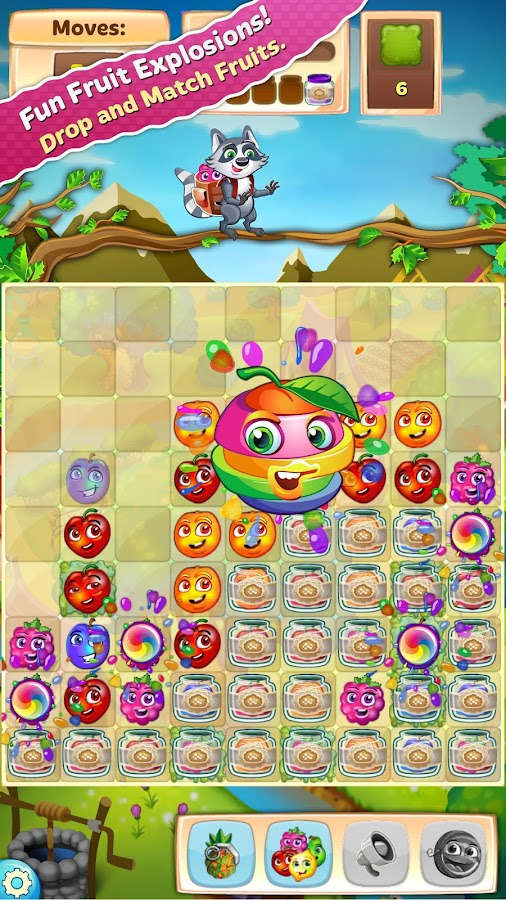 Fruit Farm Frenzy- screenshot