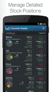玩財經App|Ticker : Stocks Portfolio Mgr免費|APP試玩