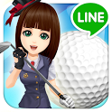LINE Let's Golf icon