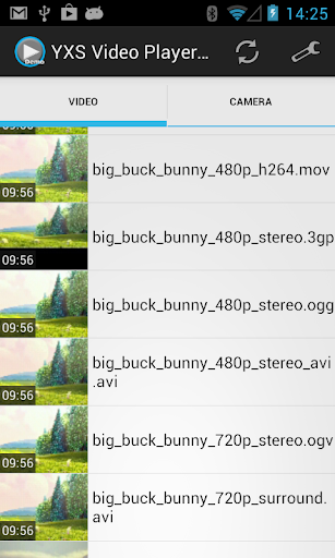 YXS Video Player Demo