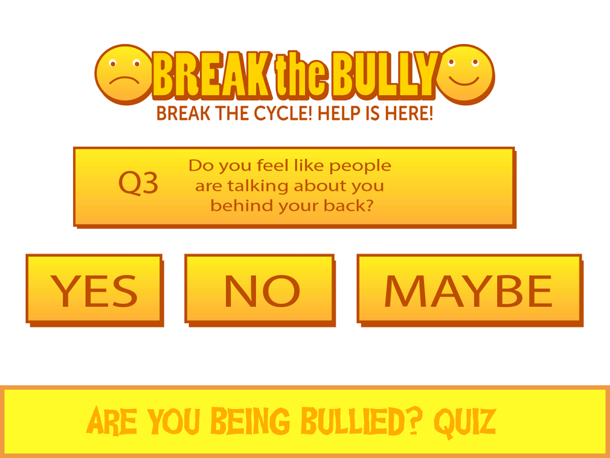 Break The Bully- screenshot