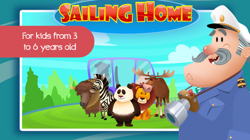 Sailing Home - Animal Habitats