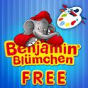 Malen mit Benjamin FREE icon