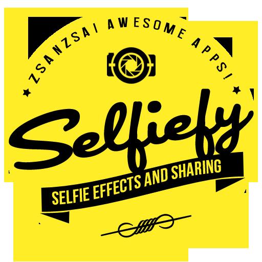 Selfiefy - Selfie FX & Share LOGO-APP點子