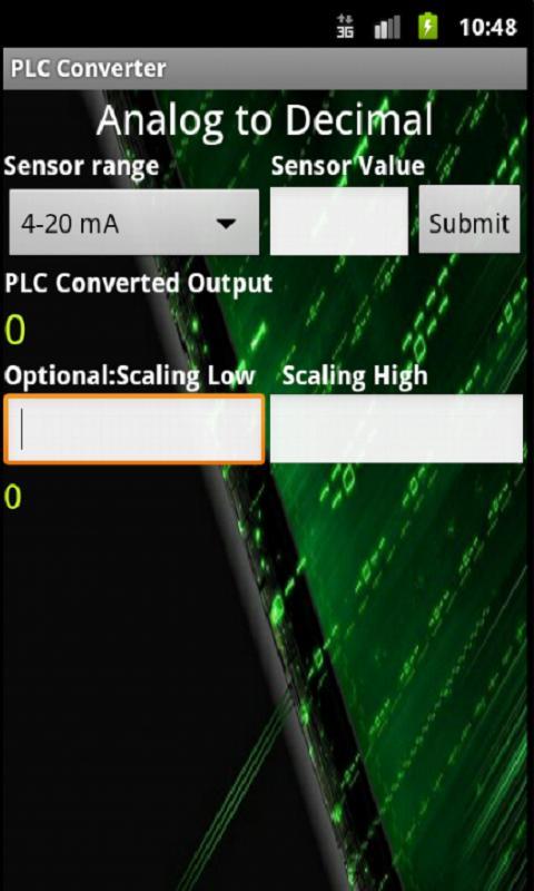 PLC Converter- screenshot