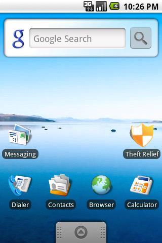 Theft Relief- screenshot