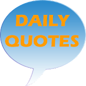 Daily Quotes Widget