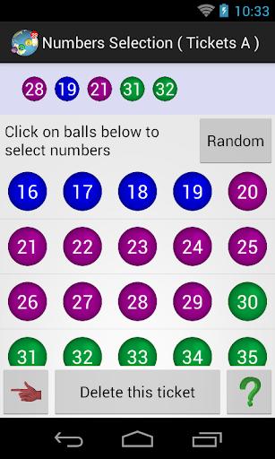 Lottery Checker