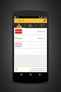 SmartQ - Food Ordering App - náhled