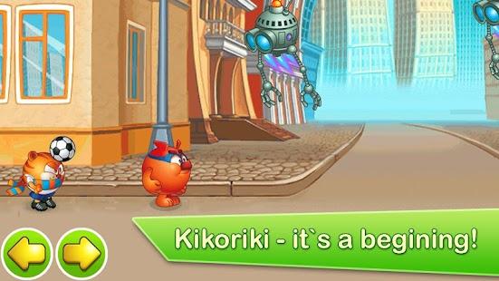 KiKORiKi: Platformer - screenshot thumbnail