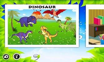 Screenshot of Kids Puzzle World