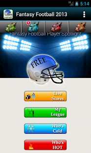 Fantasy Football -Hide My Text - screenshot thumbnail