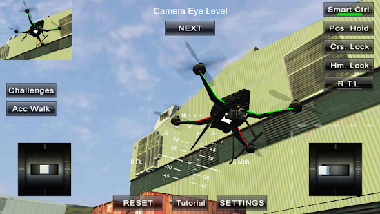Quadcopter FX Simulator- screenshot thumbnail