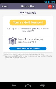 AppCard - Buy. Earn. Redeem. - screenshot thumbnail
