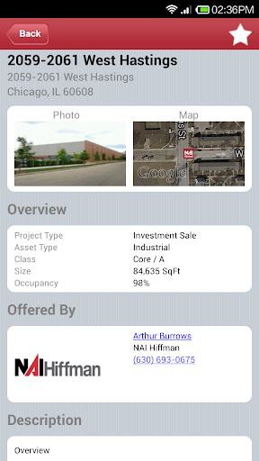【免費財經App】NAI Global Listings-APP點子