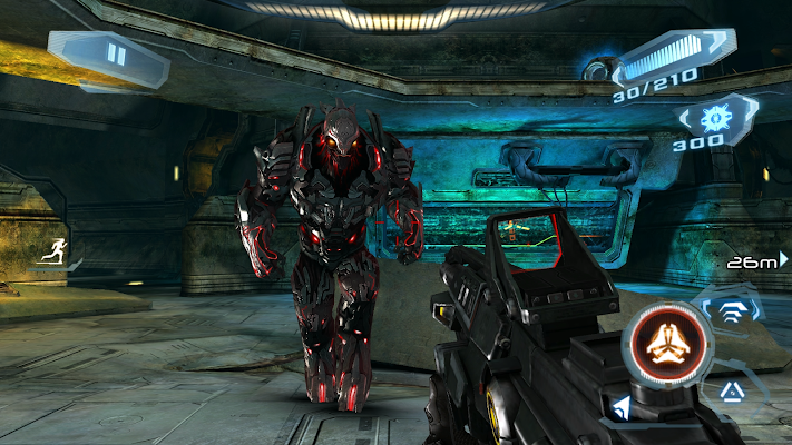 N.O.V.A. 3 - Near Orbit... - screenshot