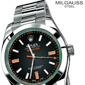 VIRTUAL ROLEX MILGAUSS GREEN