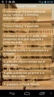 Screenshot of Proverbs of Naples