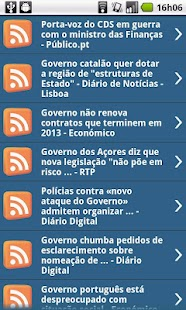Portugal NeWs 4 All - screenshot thumbnail