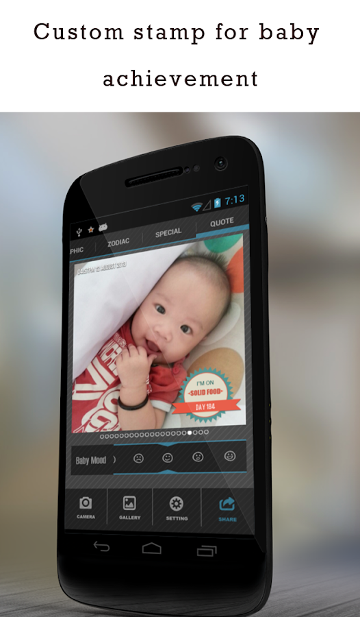 InstaB for Baby - screenshot