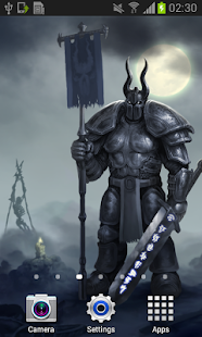 Knight Dark Fantasy Wallpaper- screenshot thumbnail