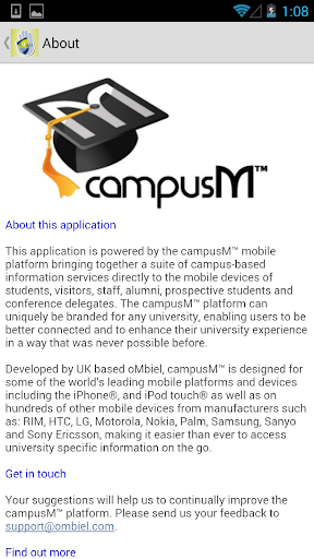 【免費教育App】CQUniMobile-APP點子