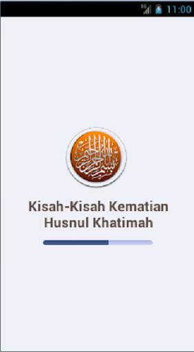 Kumpulan Kisah Husnul Khatimah