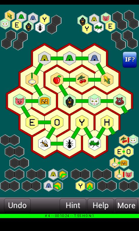 Honeycomb Hotel Free screenshot #4