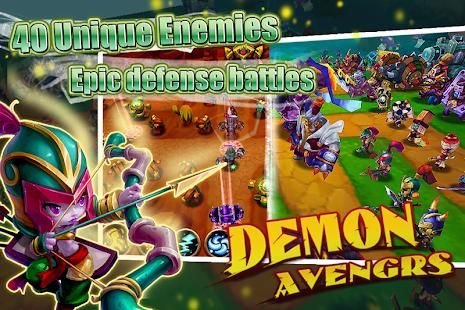 Demon Avengers TD - screenshot thumbnail