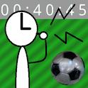 Soccer Timer logo