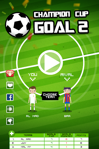 Champion Cup Goal 2