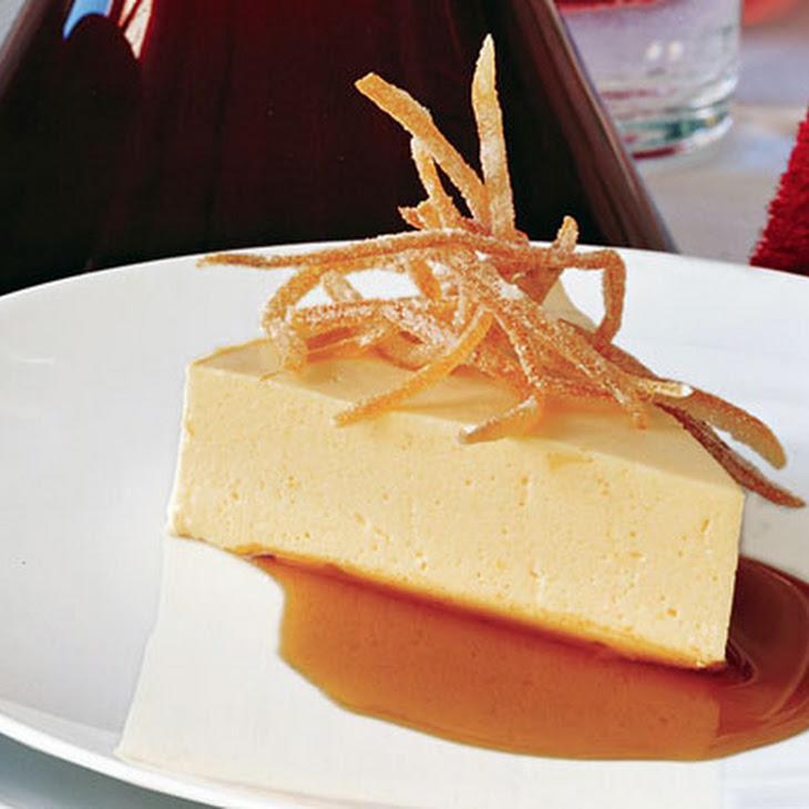 Tangerine Bavarian Recipe