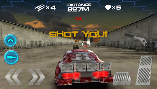 Road Warrior - Crazy & Armored v1.0