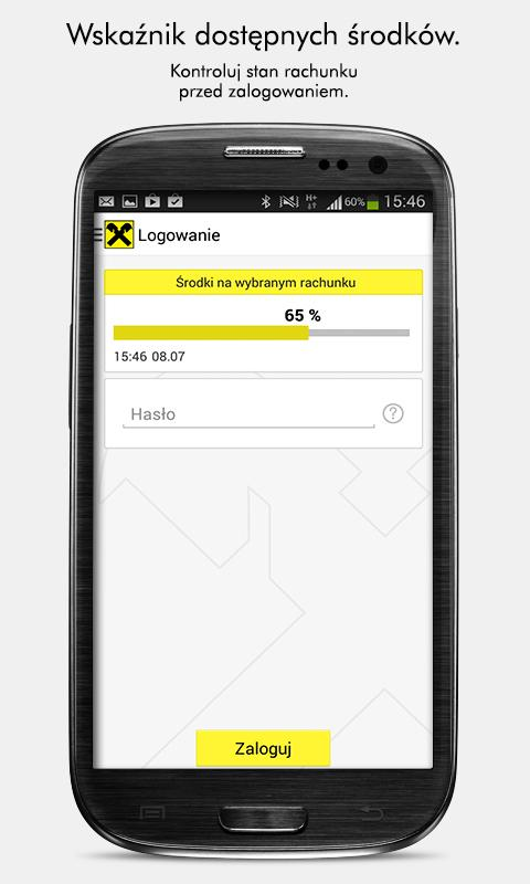 Mobile Bank- screenshot
