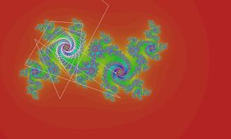 Screenshot of Fractals - PottyFract
