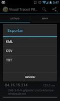 Screenshot of Visual Tracert Pro