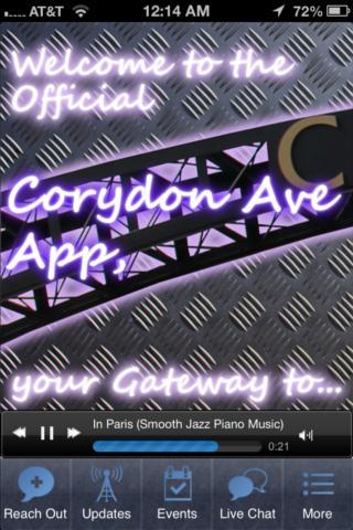 Corydon Ave