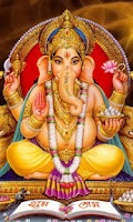 Screenshot of Lord Ganesha Wallpapers