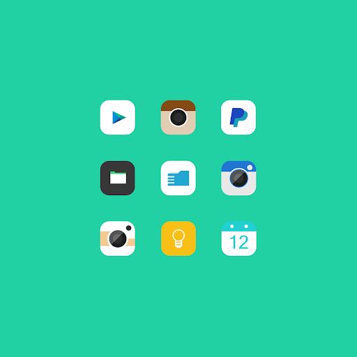 Aequum - Flat Icon Pack