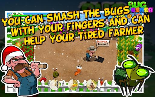 """Игра """"Bug Crusher Winter"""" для планшетов на Android"""
