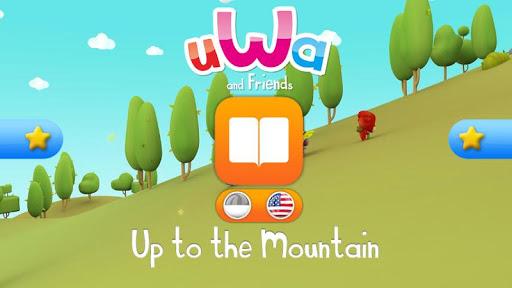 玩教育App|Story Book :Up to the Mountain免費|APP試玩