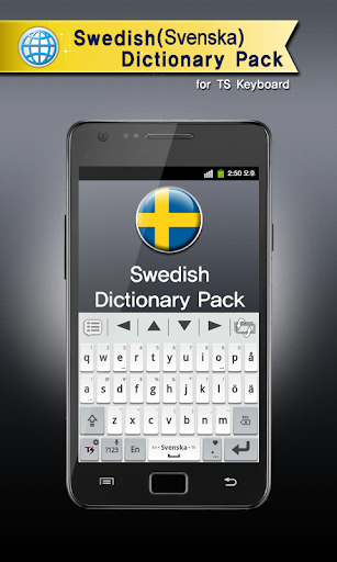Swedish for TS Keyboard