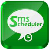 Automated SMS schedule